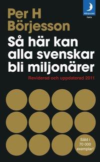 Investerarens podcast - starring mig själv! +en nyhet Så här kan alla svenskar bli mijonärer Per H Börjesson Investacus Saverajus